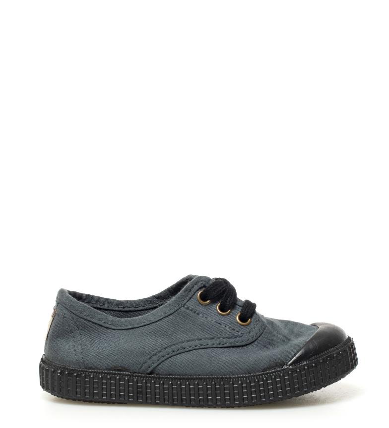 Comprar Victoria Sapatos de alcaçuz antracite