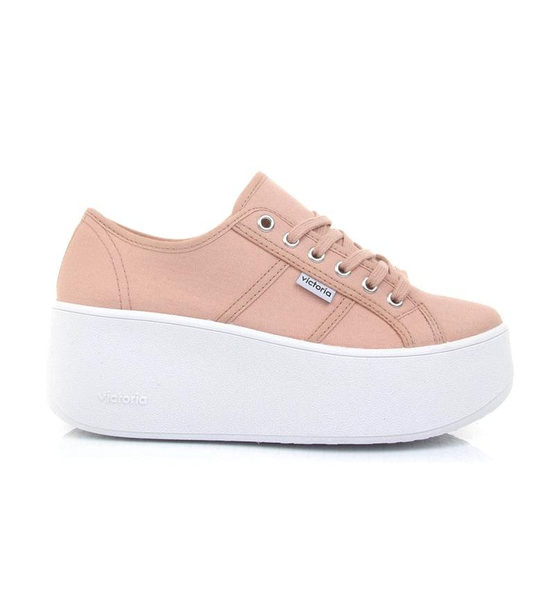 Comprar Victoria Chaussures Brave rose - Hauteur de la plate-forme : 6cm