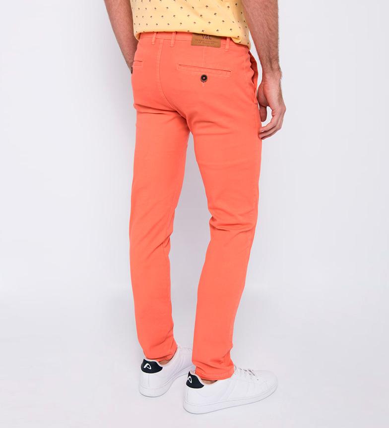 Victorio & Lucchino, V & L Orange Bukse Ryan