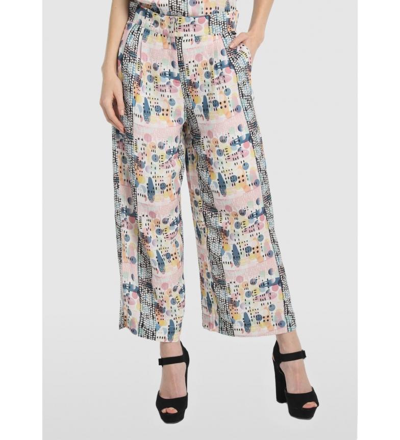 Comprar Victorio & Lucchino, V&L Calças Multicoloridas Palazo Pants