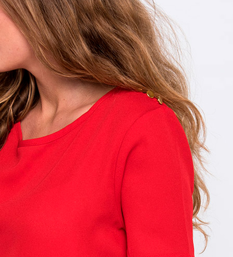 Victorio & Lucchino, V&L Camiseta Valeria rojo