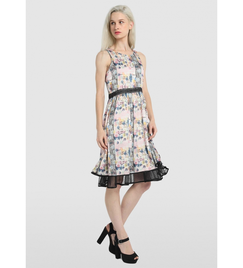 Comprar Victorio & Lucchino, V&L Dress multicolored print