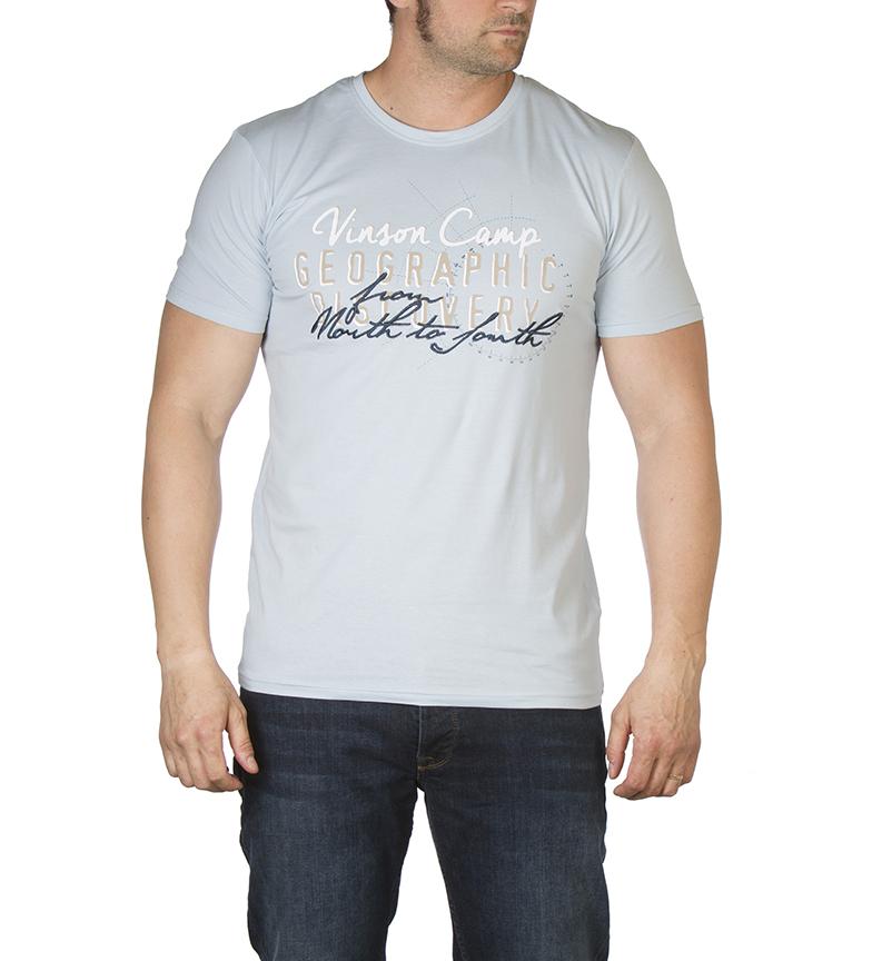 Comprar Vinson T-shirt bleu Wade