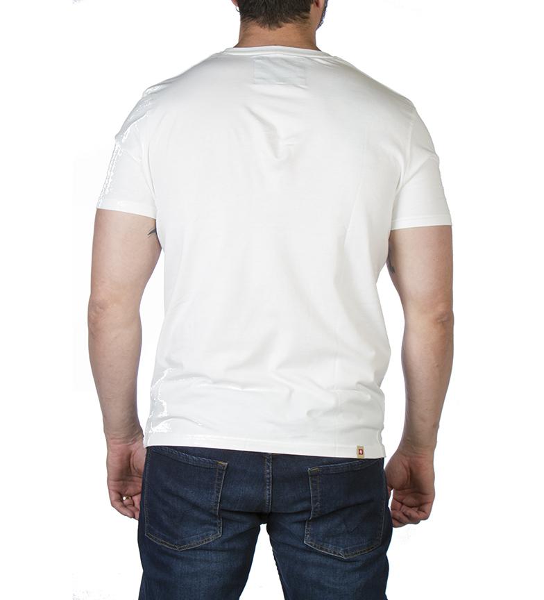 Waldo Vinson Camiseta Vinson Blanco Camiseta xQCrtshd