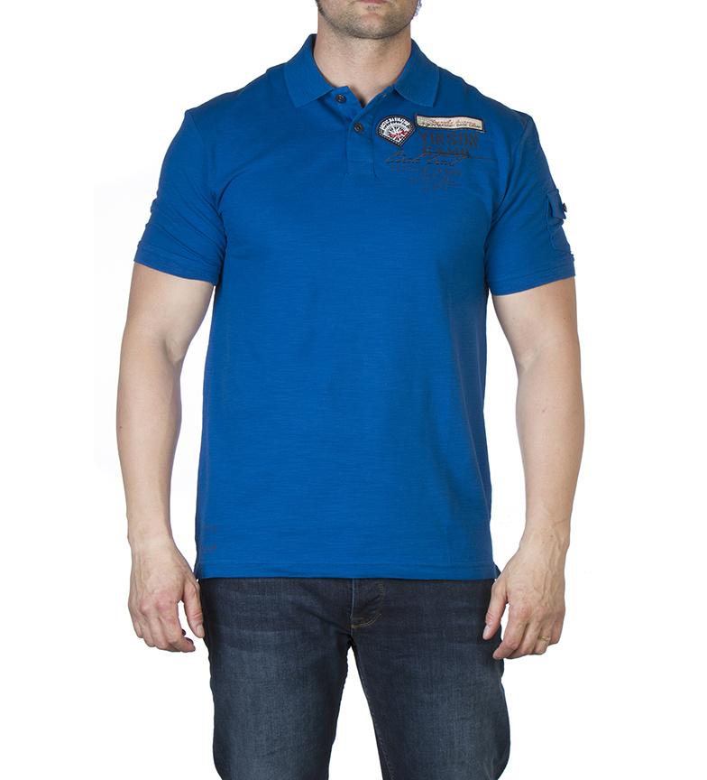 Comprar Vinson Polo Wells blue