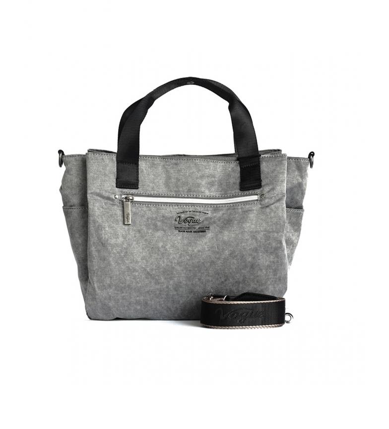 Comprar Vogue BMVO00733GR mala de mão cinza -25x41x12cm