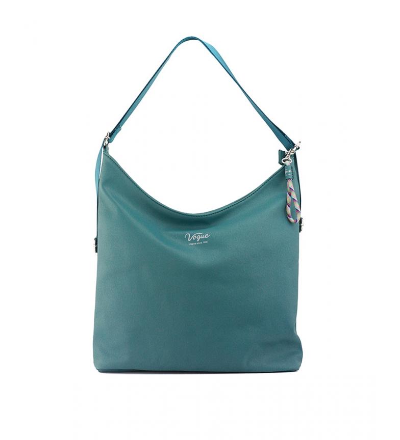 Comprar Vogue Borsa zaino BMVO00916AZ blu -35x37x32cm-