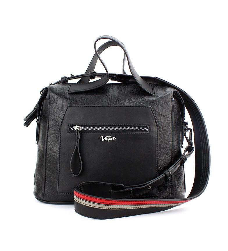 Comprar Vogue Streetwear sac noir -26x32x15cm