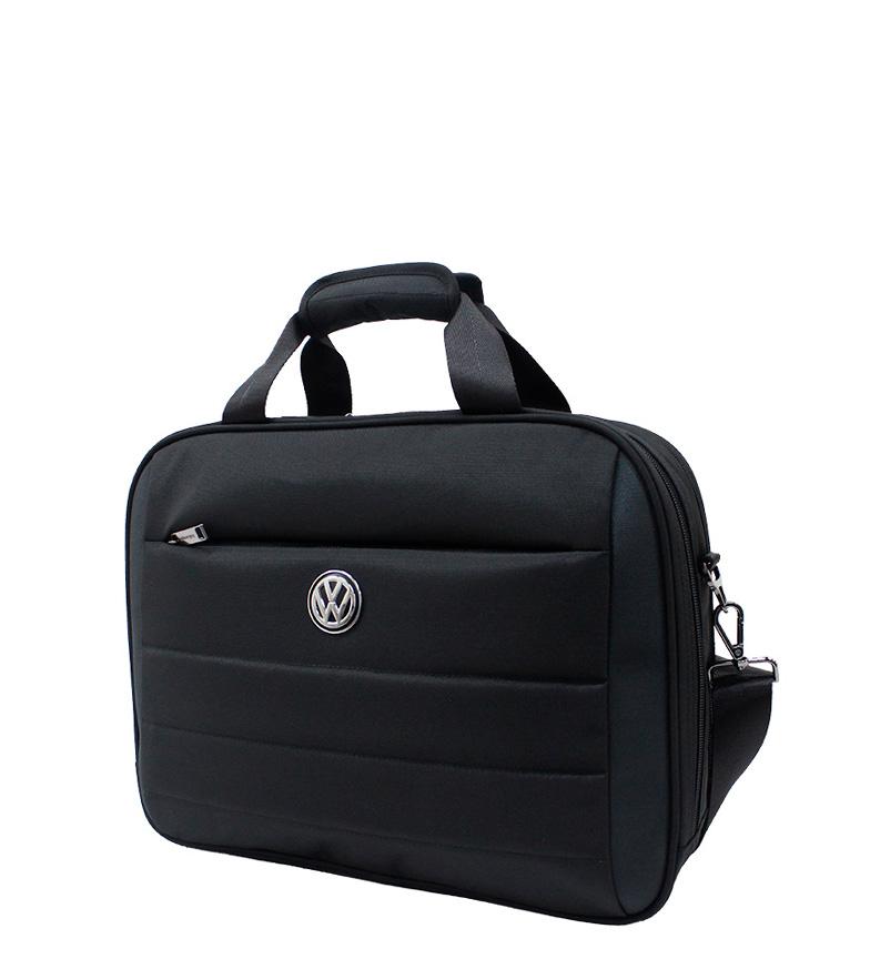 Comprar Volkswagen Portadocumentos Volkswagen negro -31x41x13cm-