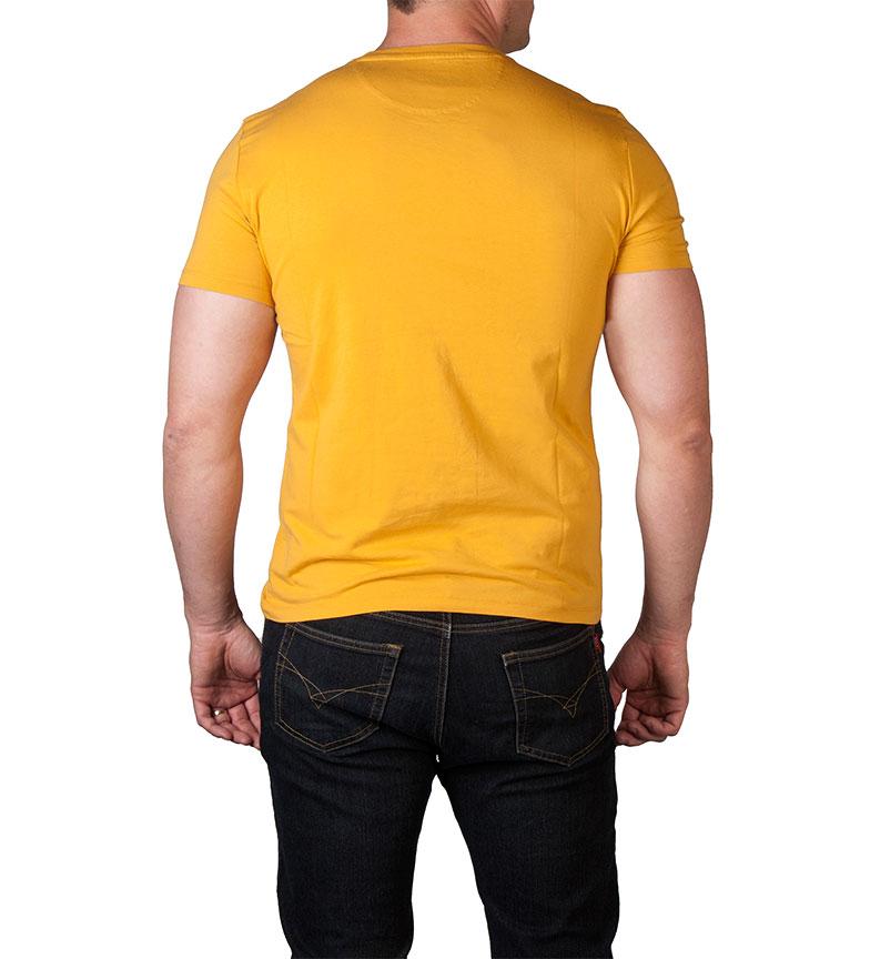 Camiseta Mostaza Camiseta Mostaza Camiseta Woolrich Mostaza Woolrich Woolrich lFcTK31J