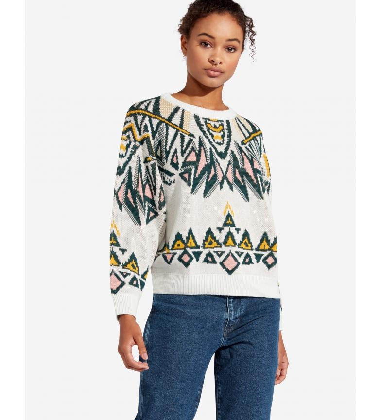 Comprar Wrangler Geo sweater beige