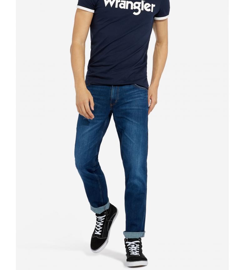Comprar Wrangler Jeans di Greensboro blu scuro