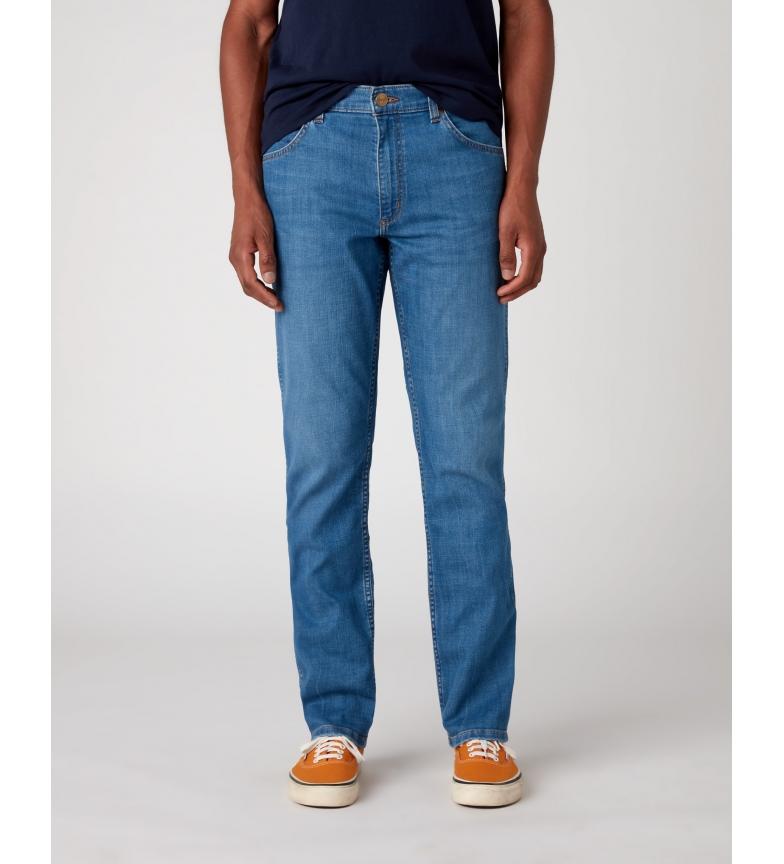 Comprar Wrangler Blue Greensboro Jeans