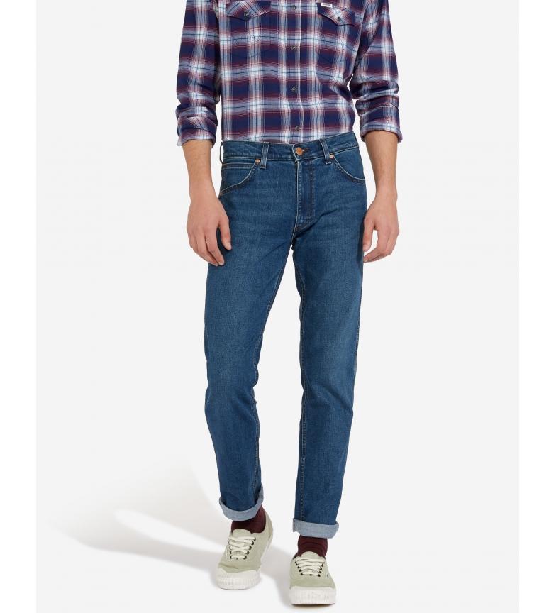 Comprar Wrangler Jeans Greensboro Thermolite azul