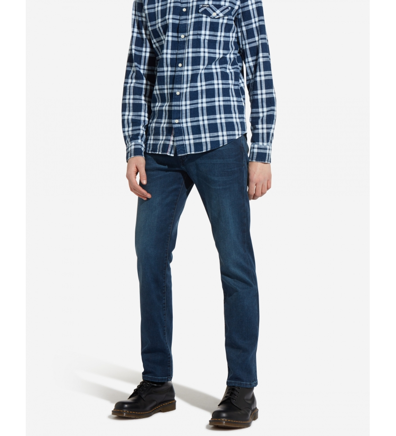 Comprar Wrangler Jeans Arizona marino