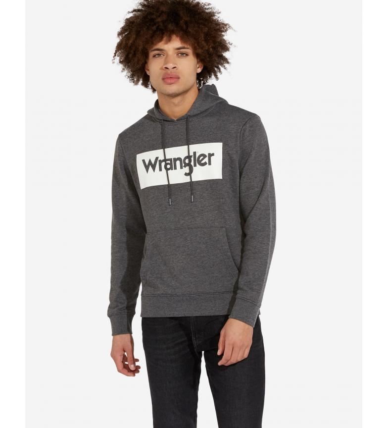 Comprar Wrangler Sweatshirt Grey Logo