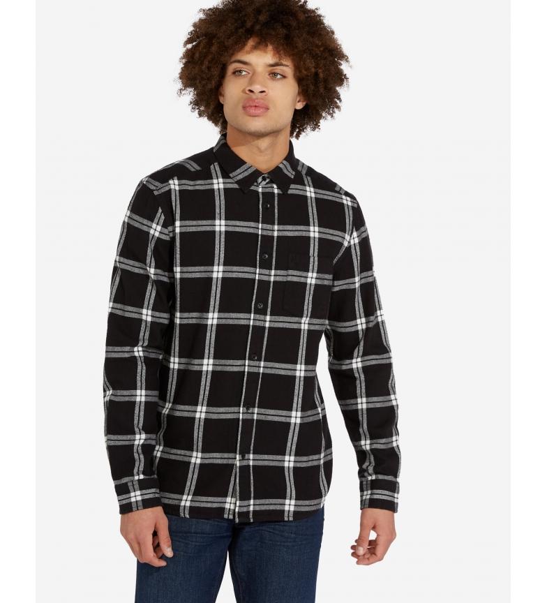 Comprar Wrangler One Pocket shirt black