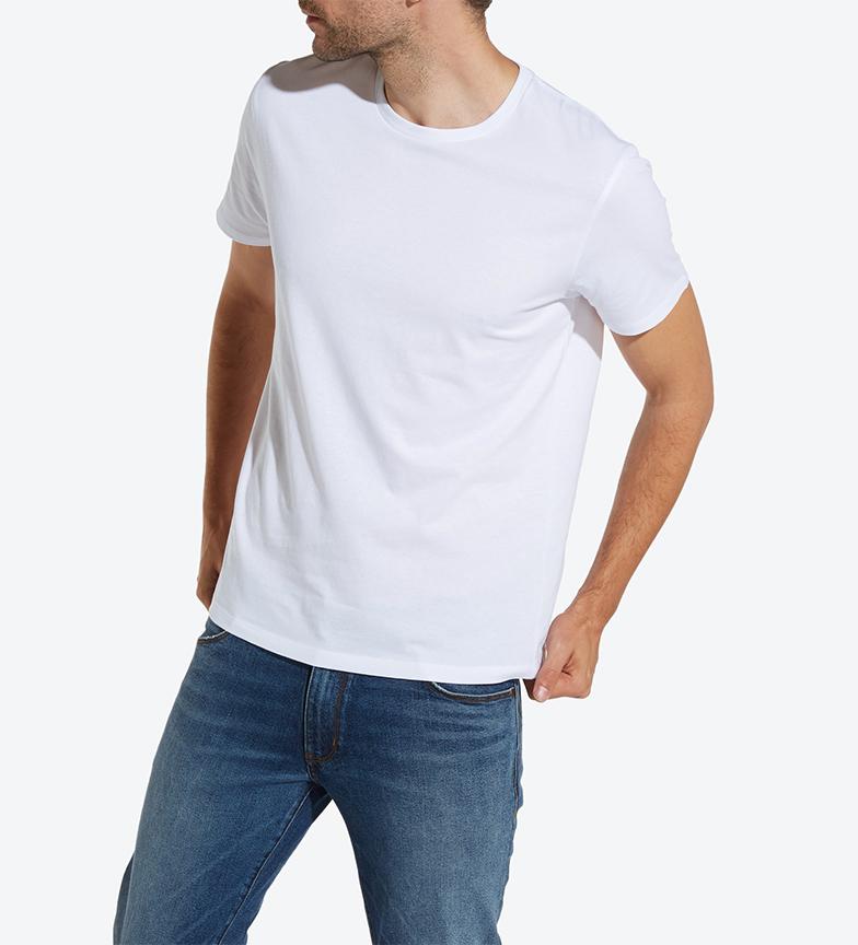 Comprar Wrangler Pacote de 2 camisetas Tee Pack branco