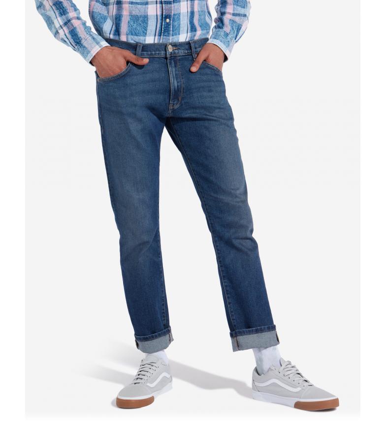 Comprar Wrangler Pantalones Larston índigo