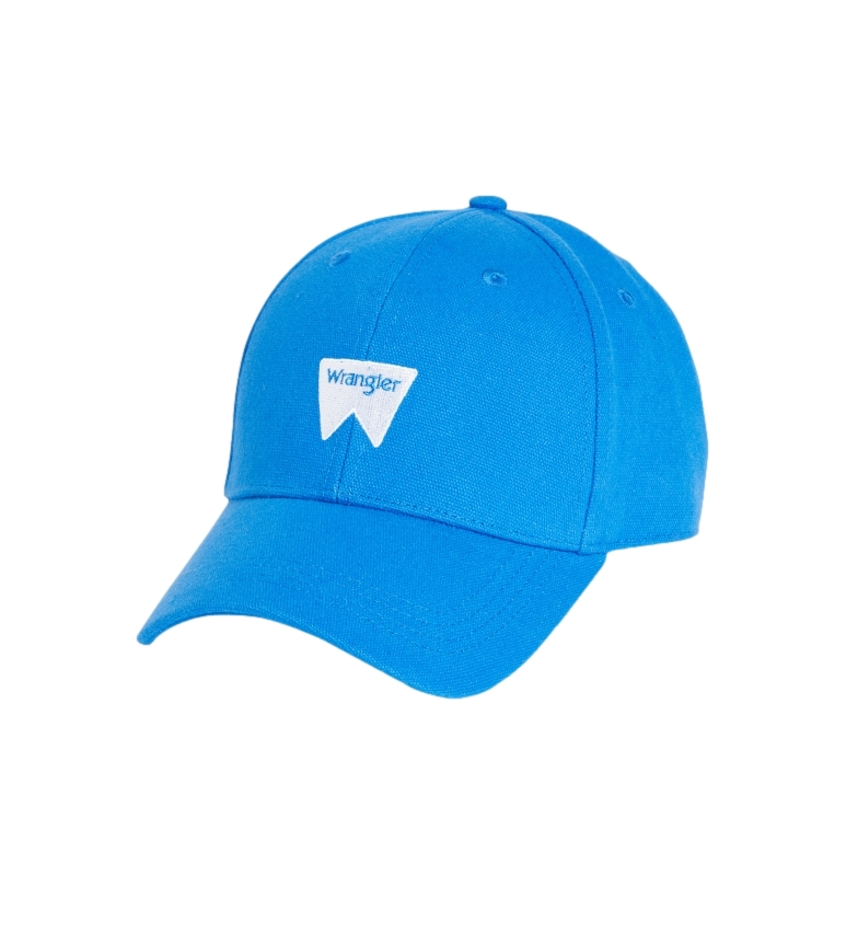 Comprar Wrangler Cappuccio W con logo blu