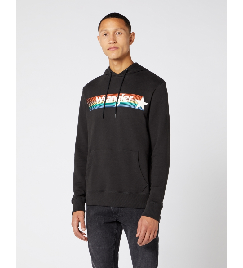 Comprar Wrangler Wrangler sweatshirt black