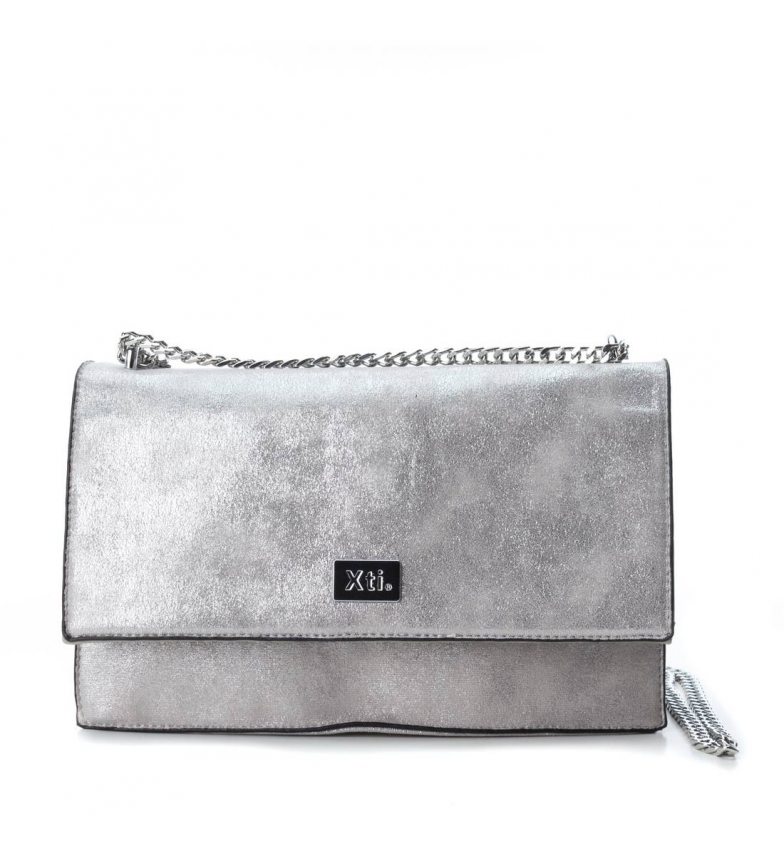 Comprar Xti Handbag 085972 silver -16x25x2cm