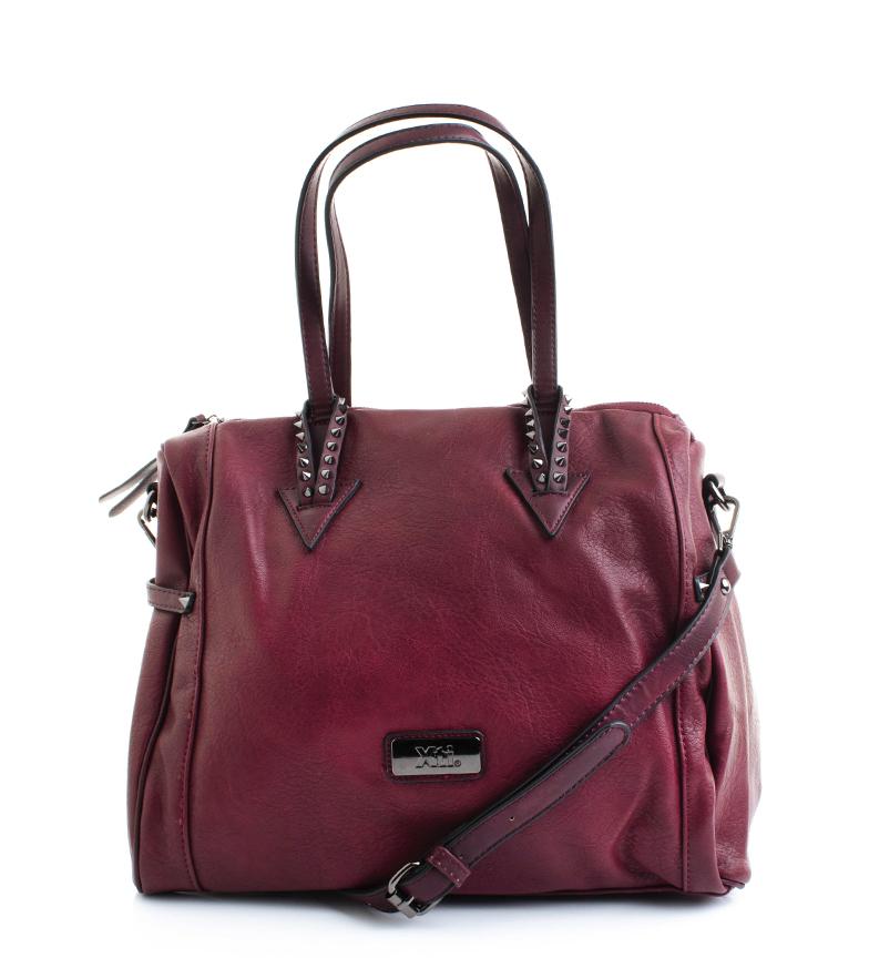 Comprar Xti Bolsa 86150 burgundy -16x33x30cm