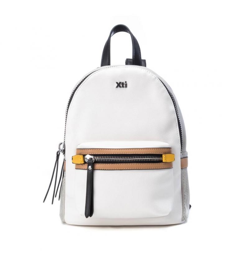Comprar Xti Zaino 086268 bianco -13x22x29cm-