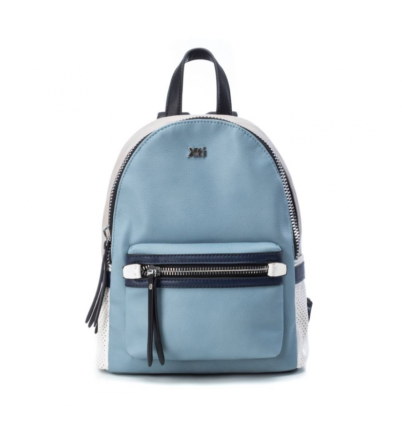 Comprar Xti Mochila 086268 azul -13x22x29cm-