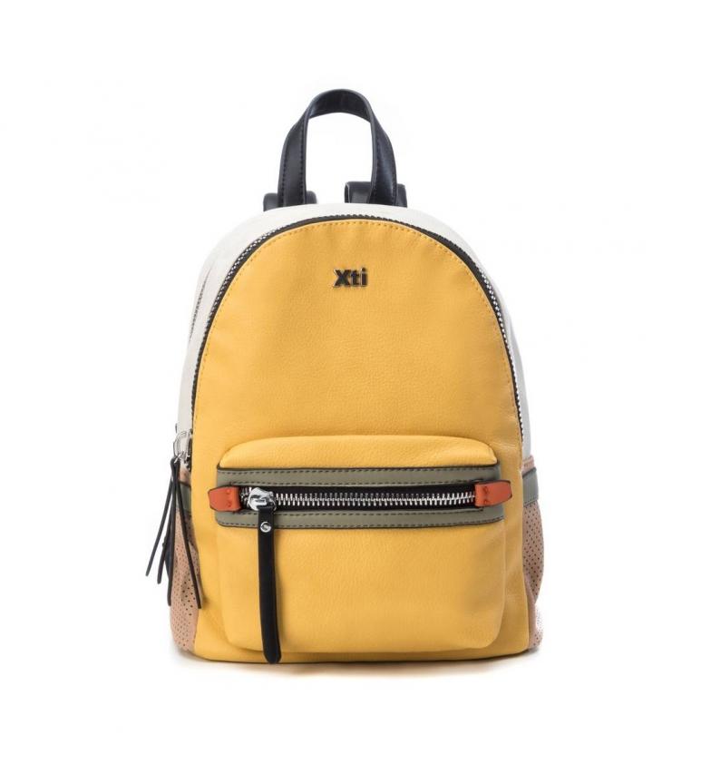Comprar Xti Mochila 086268 amarillo  -13x22x29cm-