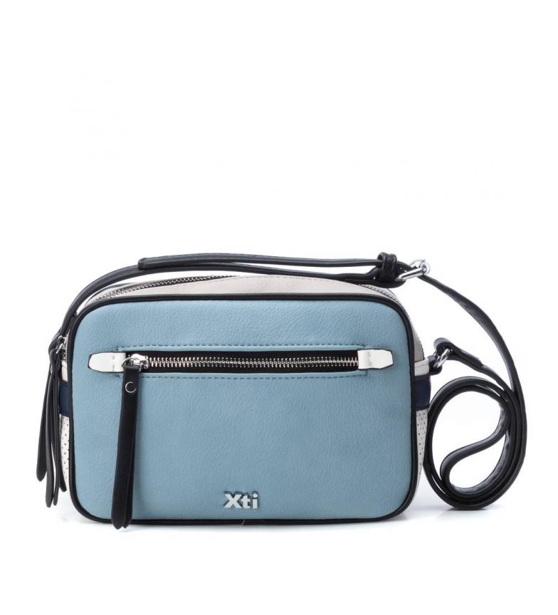 Comprar Xti Bolsa de mão 086277 azul -9x22x15cm