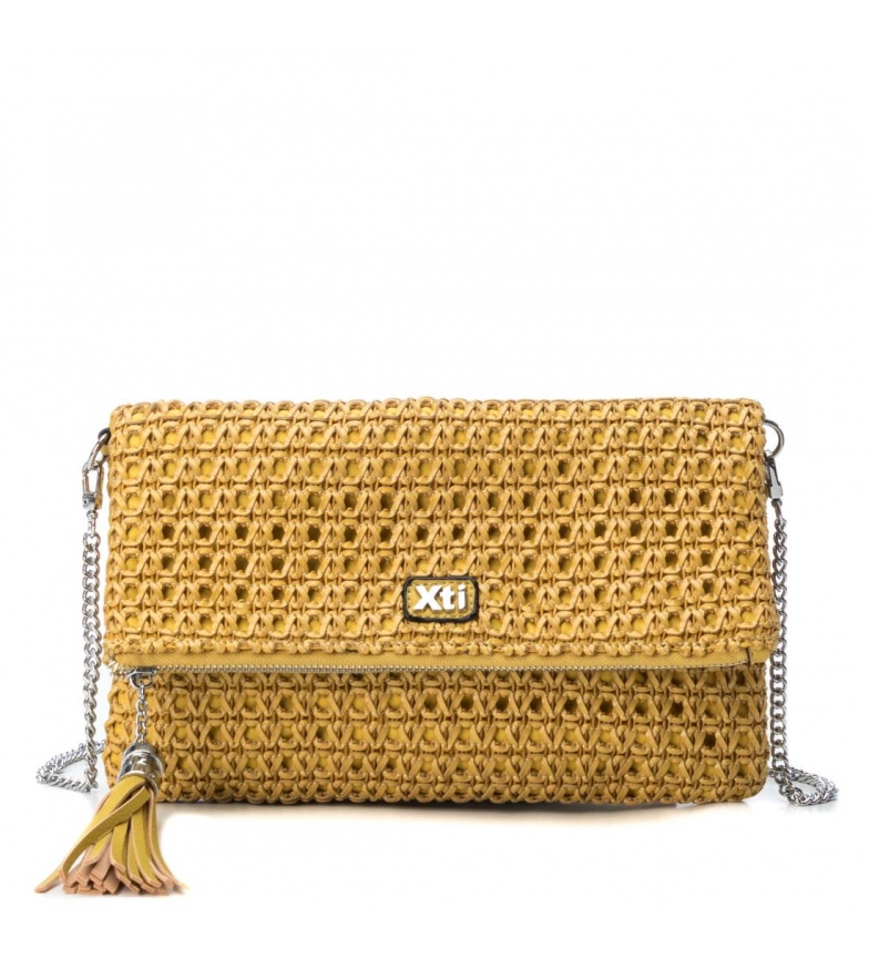 Comprar Xti Bolsa de mão 086288 amarelo -2x28x17cm