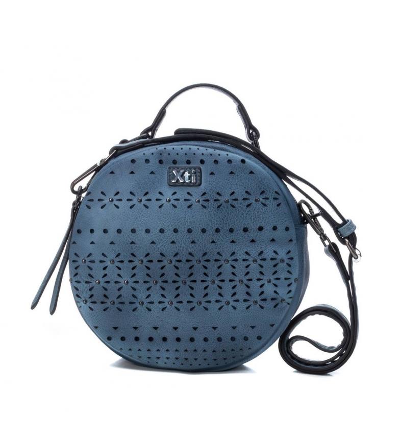 Comprar Xti Borsa 086430 blu -22x22x7cm-