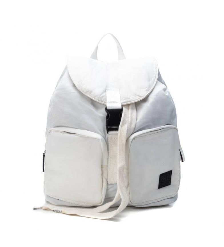 Xti Backpack 086466 white -35x35x19cm