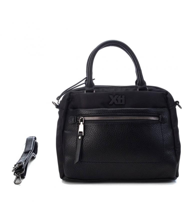 Xti Handbag 086566 black -0 x 25 x 11 cm
