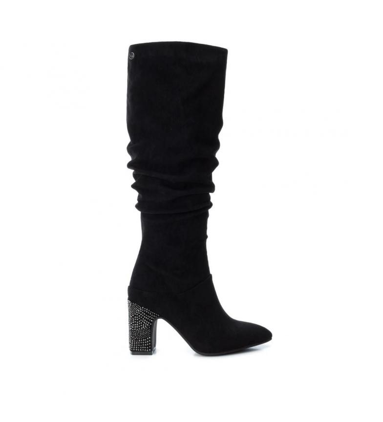 Comprar Xti Boots 35087 black -Heel height: 9cm