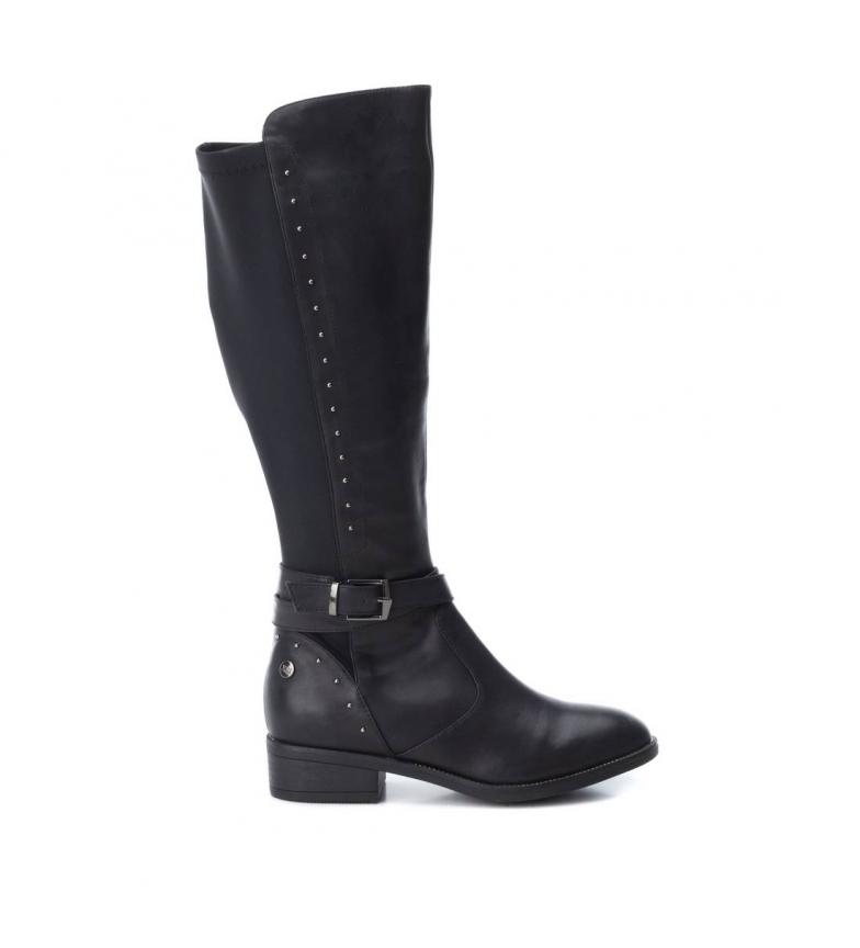 Comprar Xti Flat boot 048443 nero