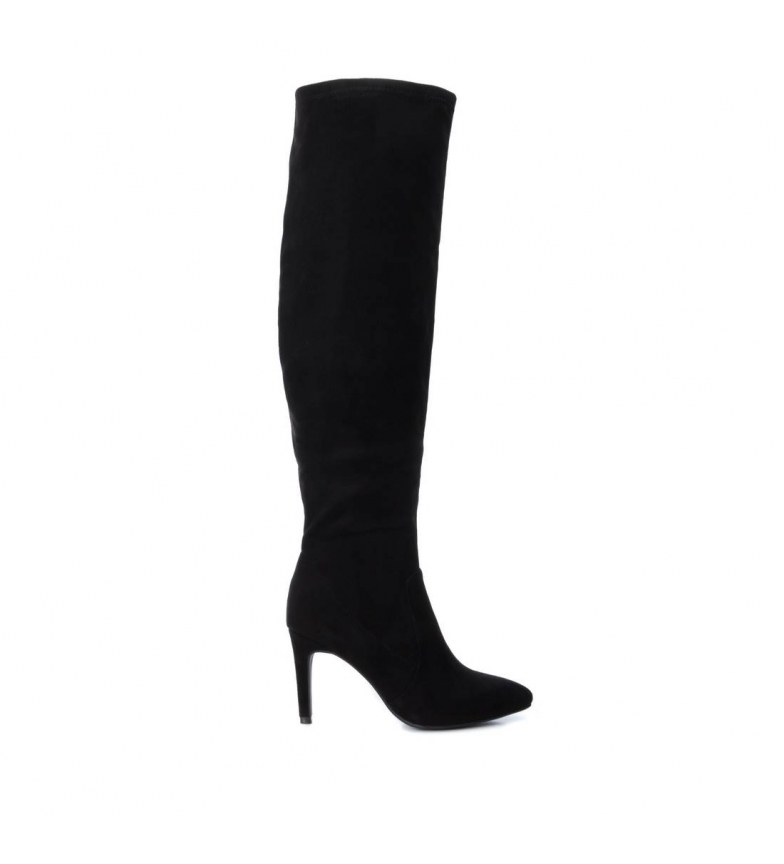Comprar Xti Boots 33932 black -Heel height: 9cm