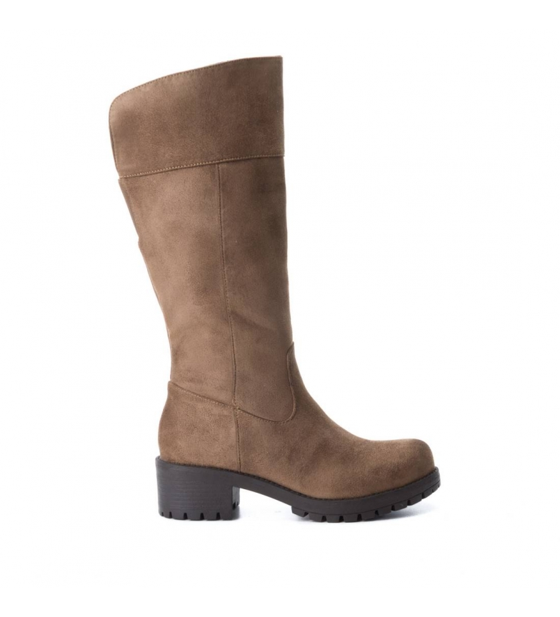 Comprar Xti Boots 33979 taupe -Heel height: 5cm