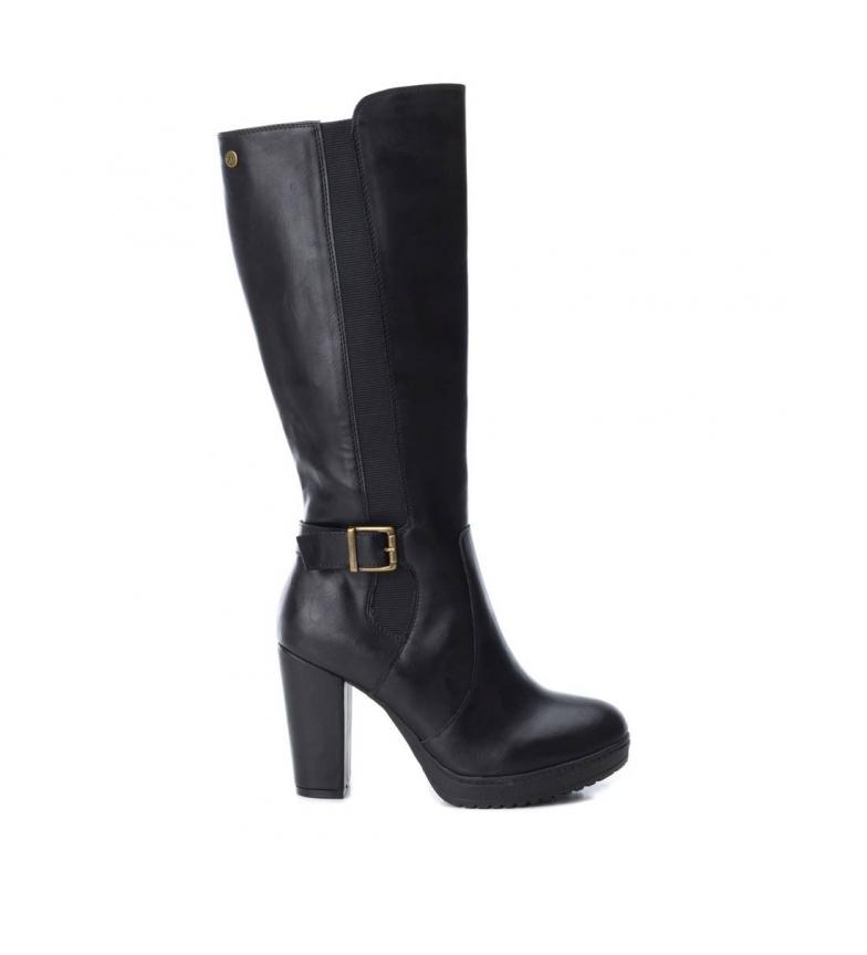 Comprar Xti Stivali 48304 nero-Altezza tacco: 9,5cm-