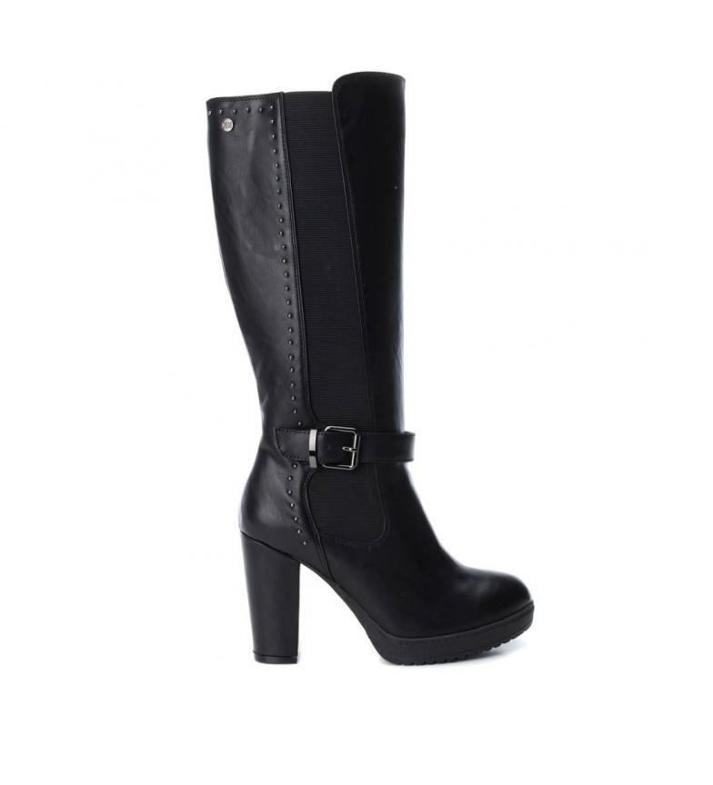 Comprar Xti Boots 48309 black -heel height: 9cm