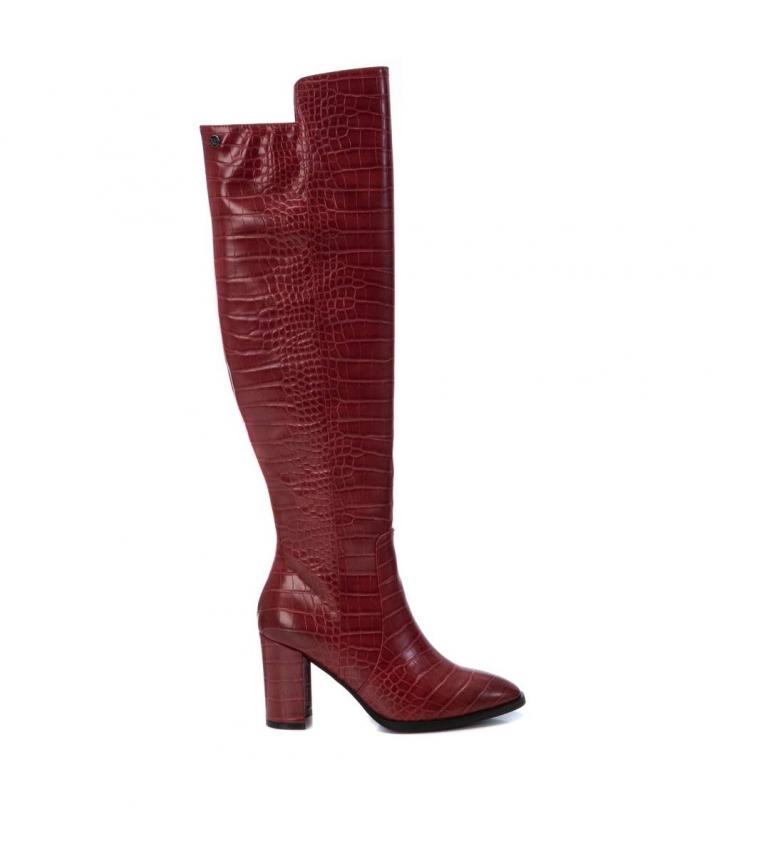 Comprar Xti Boots 044642 burgundy -Heel height: 8 cm