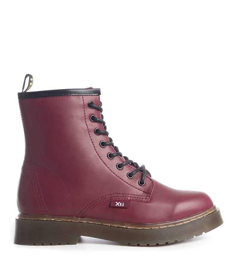 Comprar Xti Enjoy burgundy boots