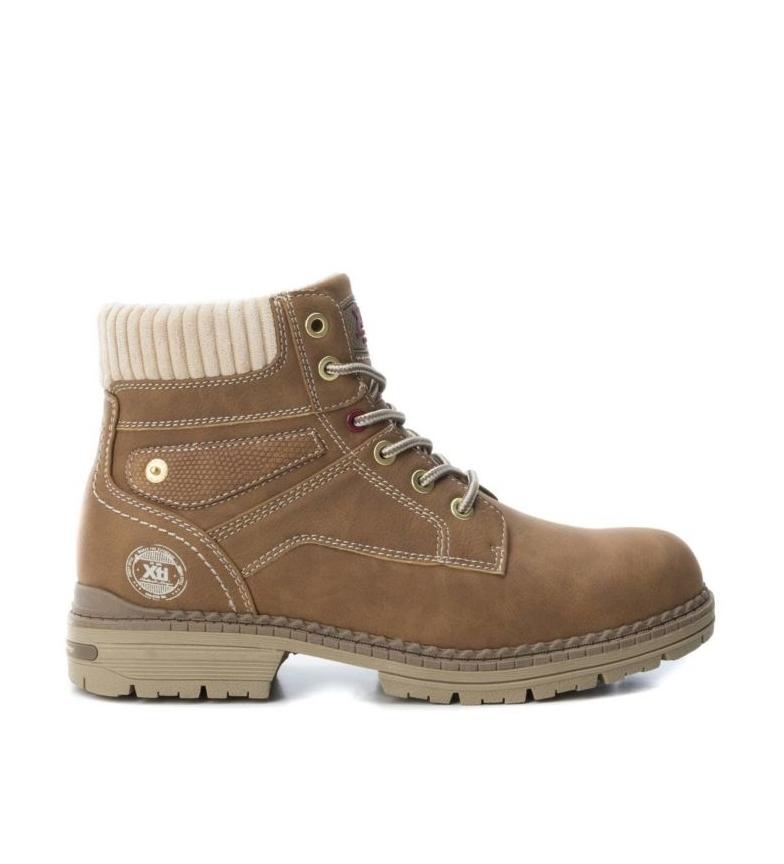 Comprar Xti Boots 48364 camel
