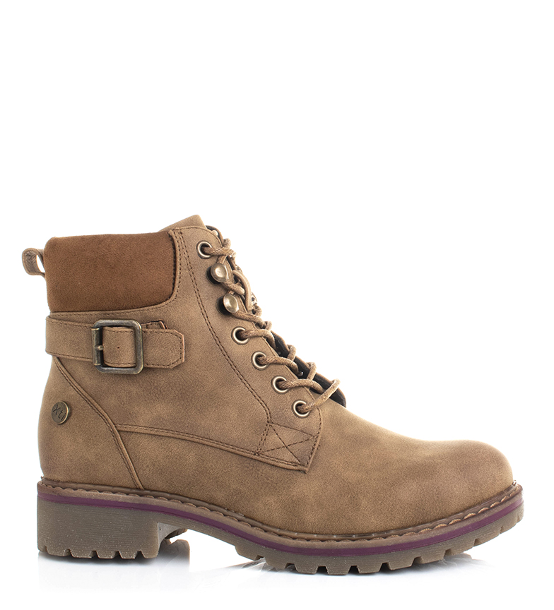 Comprar Xti Lacet de chaussure plat 064669caméras chameau
