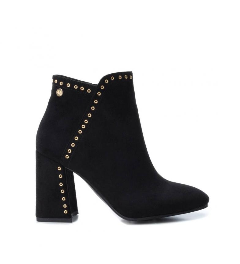 Comprar Xti Helena botas pretas - Altura do calcanhar: 9cm
