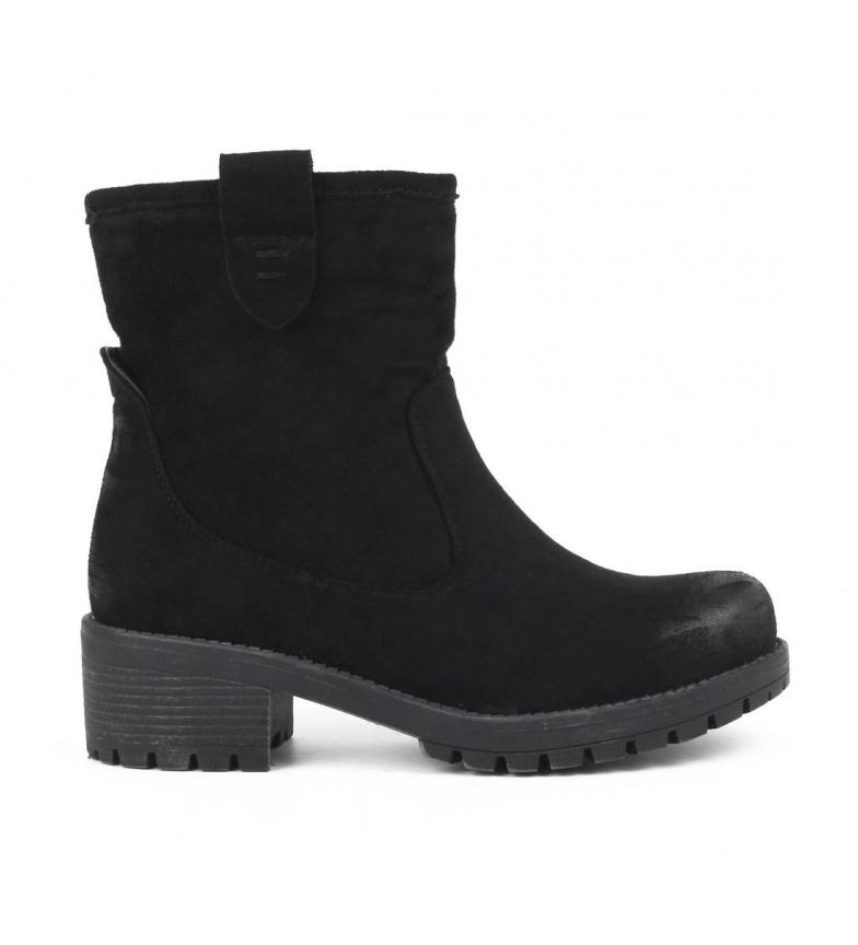 Comprar Xti Medium biker boot 033976 black