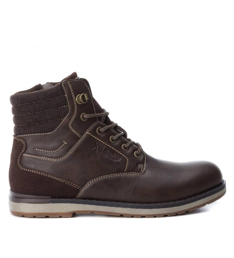 Comprar Xti Botim Flat Ankle Outro 048152mar Castanho