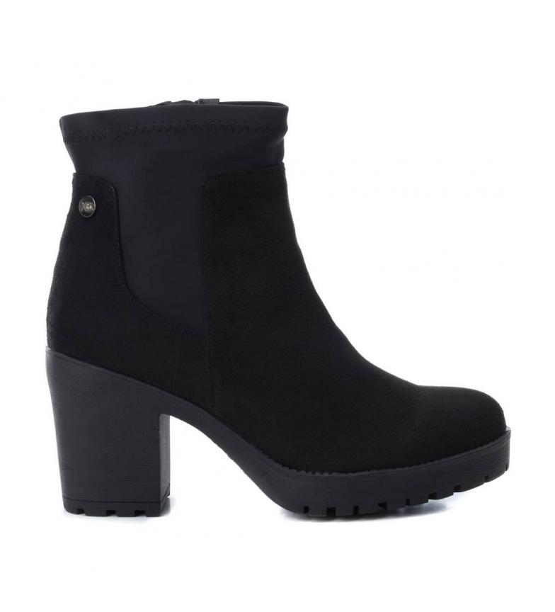 Comprar Xti Boots 48610 black -Heel height: 8cm