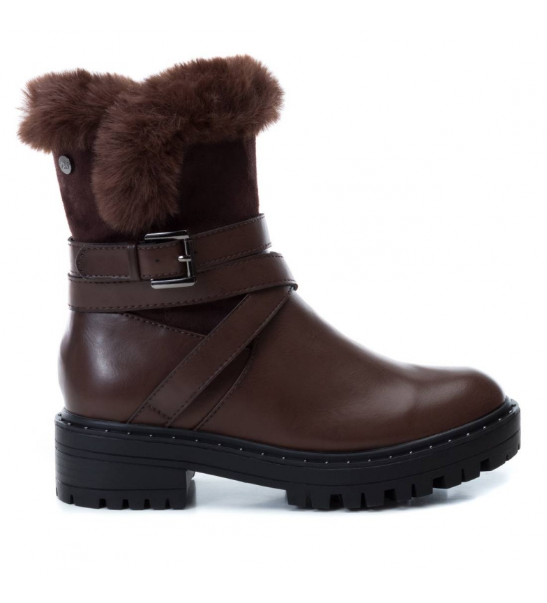 Comprar Xti Boots 48382 brown -Sole height: 4cm